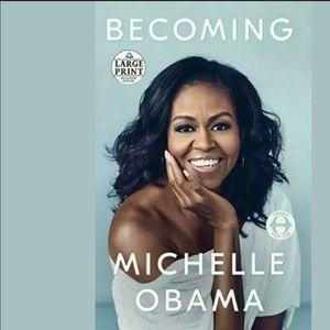 Other - Becoming by Michelle Obama (2018, Trade Paperback)